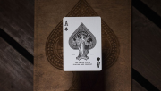 Tycoon Playing Cards (Ivory) by Theory 11