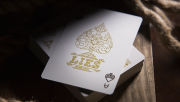Lies Playing Cards (Nothing is Real)