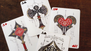 Gemini Terra Playing Cards by Stockholm17