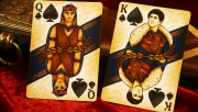Rome Playing Cards (Antony Edition) by Midnight Cards