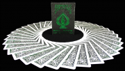 Bicycle MetalLuxe Emerald Playing Cards Limited Edition by JOKARTE