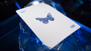 Butterfly Playing Cards Limited Collector's Edition Red (Numbered and Signed in Butterfly Carat Card Cases?)