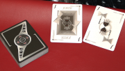 Chrome Kings Limited Edition Playing Cards (Players Edition) by De'vo vom Schattenreich and Handlordz