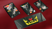 Chrome Kings Limited Edition Playing Cards (Artist Edition) by De'vo vom Schattenreich and Handlordz