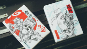 Fujin Playing Cards by BOMBMAGIC