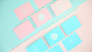 Pure Cardistry (Pink) Playing Cards