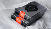Limited Edition Black Mako Playing Cards by Toomas Pintson