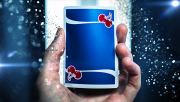Cherry Playing Cards (Tahoe Blue) by Pure Imagination