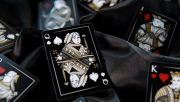 Limited Edition 2017 National Playing Card Deck (Black Gilded) by Seasons Playing Card