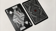 Mini Agenda Playing Cards (Black)