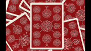 Choice Cloverback (Red) Playing Cards