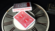 Bicycle 808 Seconds (Red) Playing Cards by US Playing Cards