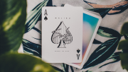 Malibu Playing Cards by Toomas Pintson