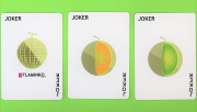 Watermelon Playing Cards Created by FLAMINKO Playing Cards