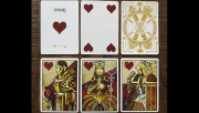 The House of the Rising Spade (Faro) Playing Cards