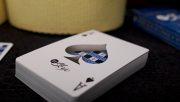 Blue Skye Playing Cards by UK Magic Studios and Victoria Skye