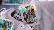 Superfly Spitfire Playing Cards by Toomas Pintson