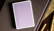 Steel Playing Cards (Purple) by Bocopo
