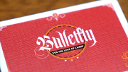 Bulletfly Playing Cards: Vino Edition