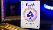 Falcon Throwing Cards by Rick Smith Jr. and De