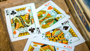 Squeezers by Organic Playing Cards