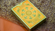 Limited Edition Olive Tally Ho Playing Cards by Jackson Robinson