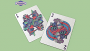 Dreamers Avatar (standard) Playing Cards