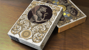 Medieval Gold by Elephant Playing Cards