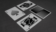 FLUX Playing Cards by Lotusinhand