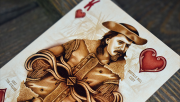 WILD WEST: Deadwood Playing Cards