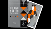 Retro Deck (Gray) Playing Cards