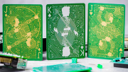 Circuit (PCB) Playing Cards by Elephant Playing Cards