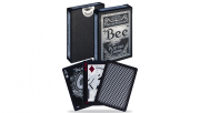 Bee Silver Stinger Playing Cards by USPCC