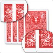 Boris Wild Marked Deck (RED) by Boris Wild