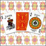 Cards Bicycle Zodiac by USPCC