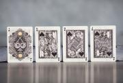Reserve Note White Edition Playing Cards by Jackson Robinson