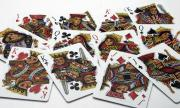 Bicycle Disruption Playing Cards (Limited Edition 1000 Print Run) by Collectable Playing Cards