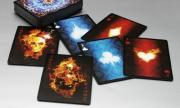 Bicycle Pyromaniac Limited Edition Fire & Ice Playing Cards by Collectable Playing Cards