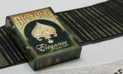 Bicycle Elegance Limited Edition Emerald Green by Collectable Playing Cards
