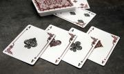 Bicycle White Collar Playing Cards by Collectable Playing Cards
