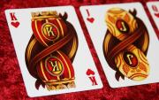 Imperial Gold Playing Cards