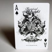 Karnival Midnight  Deck by Big Blind Media - (Limited Edition Foil Case) - (Out Of Print)