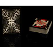 Midnight Edition Blades Playing Cards (Limited Edition) by De'Vo