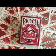 Bicycle Flight Deck (Red) by US Playing Card
