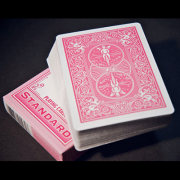 Bicycle Pink Ribbon Cards by US Playing Cards