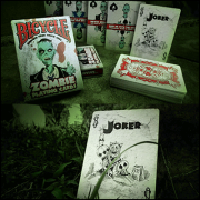 Bicycle Zombie Cards by USPCC