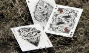 Limited Edition Un-Branded Numbered Creepy Playing Cards by Collectable Playing Cards (Out Of Print)