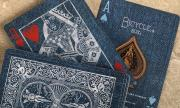 Bicycle Denim Playing Cards (Retail Version) by Collectable Playing Cards