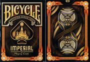 Bicycle Imperial Playing Cards Black by HOPC