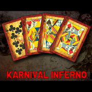 Karnival Inferno Deck by Big Blind Media